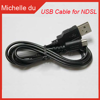 Free Shipping USB Power Charger Cable For Nintendo DS Lite NDS NDSL 10PCS