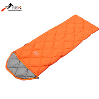 2014 NEW High quality down sleeping quarters outdoor ultralight ultra small size single adult sleeping bag office lunch break