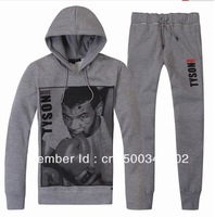 NEW man men's sport suits sportsuits hoodies sweatshirts + pants 1009686(M-XXL)