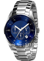Free shipping  Waterproof watch AR5860  AR 5860  3 years warranty Wholesale and Retail+Original box