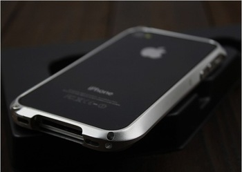 Great Quality Deff Aluminum Bumper Frame case For iPhone 4S with original retail box