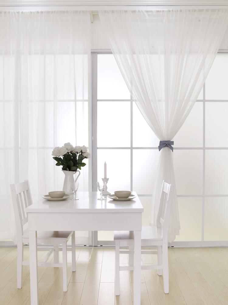 Curtains For White Living Room – Modern House
