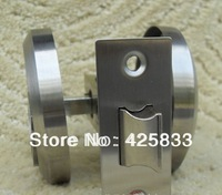 Free Shipping Stainless Steel 304 Recessed Cup Install Handle/ Privacy Sliding Door Locks Antique Lock