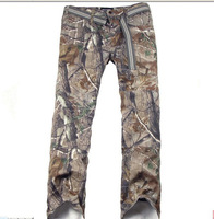 REALTREE Biomimicry Camouflage Pants Leaves Camouflage Pants Casual Pants Overalls Denim Wear-resistant  Trousers Free Shipping
