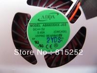 Laptop CPU Cooler Fan For Clevo 6-31-W25HS-100 AB6605HX-J03(CWC45X)DC5V 0.40A