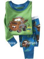 FREE SHIPPING 6sets/ lot 100% cotton  baby wear kids long sleeve pajamas /sleepwear suit t-shirt+pant with dora design