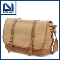 сумасшедший Верховая кожа + полотно Винтаж случайных рюкзак ранца школьные сумки для мужчин женщин рюкзак спортивная сумка
