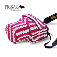 2013 hot sales Pigbag SLR Camera Bag for nikon D90