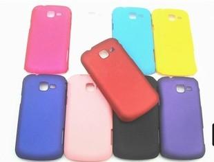 For samsung   1699 phone case i699 s7562i scrub cell phone case s7568 everta s7572 nails bike lipstick