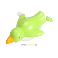 LS4G New Wind up Sea Bird Bath Diver Toy Swimming Seafowl Baby Kids Bathing Toys