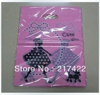 25x35cm 30x40cm 35x45cm 2013 New Fashion Plastic Bag Shopping Bag Handle Bag