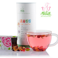Pruee camelias pasteuring fruit tea millenum canned