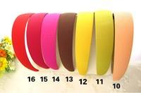 WHOLESALE!20PCS/LOT High Quality Widebroad hairband fashion hair accessory hairband for girls hairpin korea headband FREESHIPING