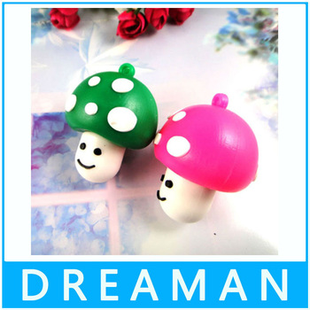 Wholesale Cartoon Mushroom head model 4GB 8GB 16GB 32GB USB 2.0 Flash Memory Stick Drive  with gift box,free shipping