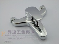 Shower nozzle single and double 1001 cold and hot water bathtub shower faucet