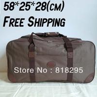 Large capacity travel duffle tote shoulder luggage bag cloth bags
