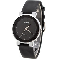 Brief fashionable casual male watch mens watch vintage table