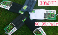 Free shipping Bamboo fiber and cotton men's socks plus size 26-28cm 10 pairs / lot W582