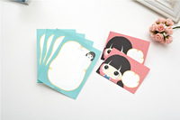 Cute Letter Paper Set Note Paper/Letter Set of Stationery Letter Pad Writing Pad  24pcs/lot  Free Shipping