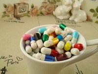 100pcs, Multiple 10 Colors KOREA DRAMA A Millionaire's First Love Pills/Capsule, Message Pills,Valentine Gift