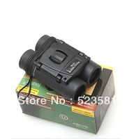 Free shipping high-powered 8X21 Pocket telescope binoculars Green film high-definition night vision Telescope Binoculars