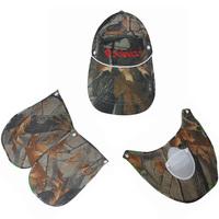 Free shipping Fishing sun hat cap Camouflage cape cap masks