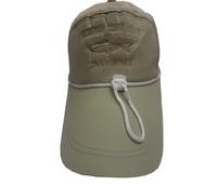 Free shipping Casual cap fish cap baseball cap sunbonnet a light gray mesh cap