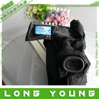 Free ship waterproof case camera covers for rain raincoat  for SLR cameras, digital cameras 198P Z1C Z5C Z7C EX1R 2200E