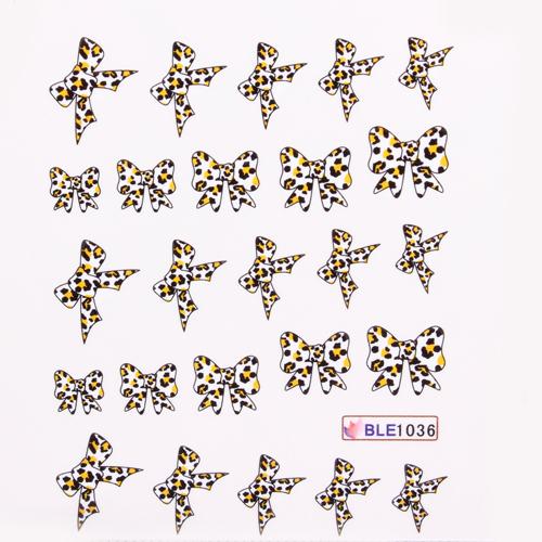 35 Designs Leopard Print Nail