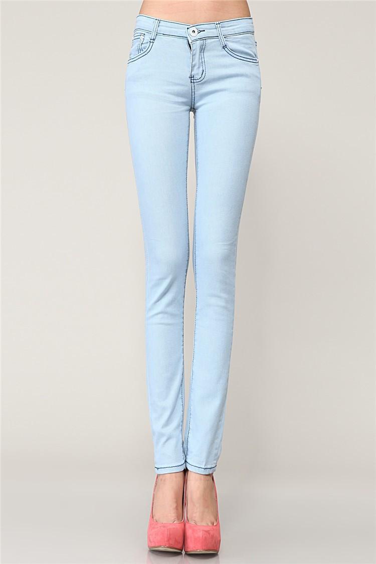 U555u   Images: Light Blue Jeans For Women