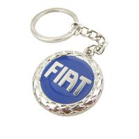 Fiat auto supplies fiat emblem keychain , fiat car 4s