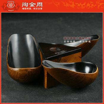 Smoking set 40.77% bigben solid wood high-heeled smoking pipe rack lp-903