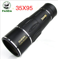 free shipping Hd monocular telescope large eyepiece hd wide angle night vision telescope portable telescope