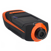 "Full HD 1080P Sport Camera 1.5"" LCD Action Helmet Camcorder DVR with Waterproof Shell AT90"
