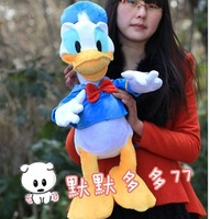 Free ship children/kid/baby pp cotton Stuffed Toy birthday gift doll plush toys Donald Duck 70cm