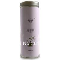 wholesale natural white konjac flour konjac powder meal replacement powder freeshipping+secret gift