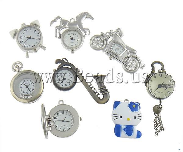 Free shipping Fashion Watch Bracelet Wholesale 2013 Jewelry Zinc Alloy 23 2 40x23 60mm 10PCs Lot