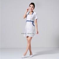 Summer work wear work wear uniform beauty services clothes short-sleeve