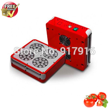 Fedex Free Shipping LED Grow Light Apollo 4 high power 180w for greenhouse plants growing+3 years warranty+ CE&Rohs