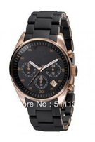 Free shipping  Waterproof watch AR5906  AR 5906  3 years warranty Wholesale and Retail+Original box