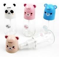 Fashion 95ml Cartoon Water Dispenser Cosmetic Spray Bottle