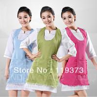 Free shipping beauty salon beautician working apron beauty nail art fashion apron beautician apron