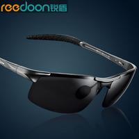 Polarized sunglasses male sunglasses male sunglasses sports driving mirror aluminum magnesium sun glasses