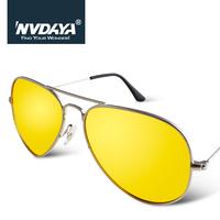 Night vision goggles driving mirror polarized sunglasses male Women large sunglasses
