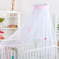 Dome baby mosquito net baby bed baby the door mosquito net belt mount French new arrival