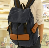 2013 male backpack casual backpack trend travel bag school bag personalized bag fashion man bag hot-selling