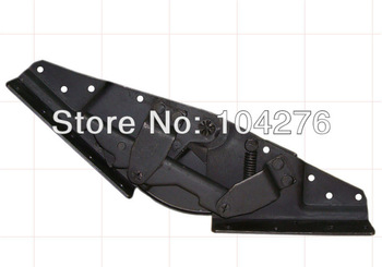 Furniture hardware factory direct sales with the function of protection cover folding sofa hardware accessories hinge