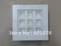%off downlight led 9w Epistar 100-110lm/w high quality Guarantee 2years CE ROHS