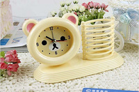 Pen alarm clock lazy alarm clock child cartoon alarm clock