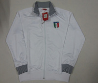 ^_^ italy soccer jackets home white thai 3A+++ soccer jacket